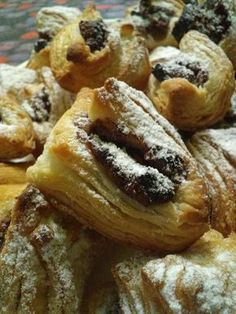 Hungarian Recipes, Hungarian Food, Sweet Pie, French Toast, Bakery, Recipies, Sweets, Snacks, Cookies