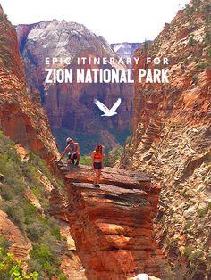 201 best zion kid friendly images hiking with kids zion rh pinterest com