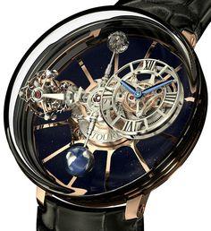 La montre Astronomia Tourbillon, un bijou dhorlogerie par Jacob&Co. montre astronomia 1