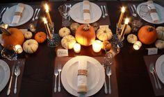 Thanksgiving table via maggieroseonline.com