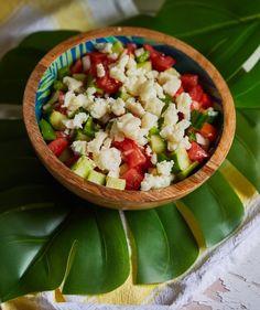Cobb Salad, Food, Red Peppers, Essen, Meals, Yemek, Eten