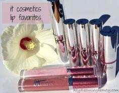 It Cosmetics Lip Favorites @itcosmetics #ITCosmetics