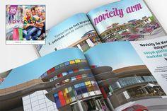 A presentation for a shopping mall (Novicity) in Antalya, Turkey.