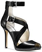 MICHAEL Michael Kors Shoes, Tamara Ankle Strap Sandals