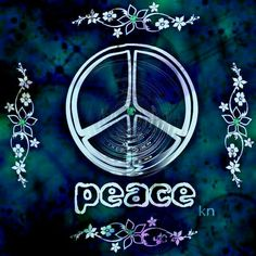 . Hippie Peace, Hippie Love, Hippie Things, Peace Love Happiness, Peace And Love, My Love, Peace On Earth, World Peace, Peace Sign Art