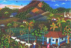 Nicaraguan folk art