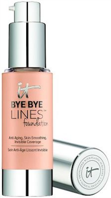 New product alert! IT Cosmetics Bye Bye Lines Foundation