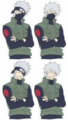 Naruto Uzumaki Shippuden, Kakashi Sharingan, Kurama Naruto, Naruto Shippuden Characters, Kakashi Sensei, Naruto Sasuke Sakura, Anime Characters, Fictional Characters, Anime Naruto