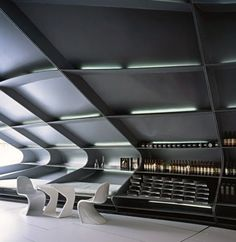 Interesting - #interiors, #scifi