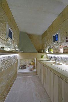 Corte dei granai pietra leccese by bianco cave
