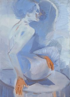 Song For The Last Act oil on canvas 56.5 x 41.5 cm 2011