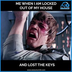 exactly how it feels when you loose your house keys or broke them by accident. we are one call away from getting you to your comfy couch again.visit our website: www.aiolocksmith.com and hire us right away.  address:  7031 Benjamin Rd Suite J 33634 Tampa, Florida  Call Us: +1 813-290-9092  #AllInOneLocksmiths #AutomotiveSecurity #EmergencyLockoutServices #HomeSecuritySolutions #HomeSecurity #AllInOne #Locksmith #securehome #florida #tampa #tampalocksmith #emergencylocksmith #lockspecialist