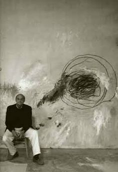 Cy Twombly, my other favorite artist
