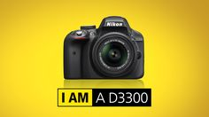 Packed with features, the easy-to-use Nikon D3300 is the ultimate entry level DSLR camera