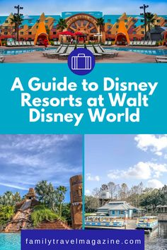 If you are staying at Walt Disney World in Orlando, you may consider staying at a Disney resort on property. Learn all about the deluxe, moderate, and value resorts at Walt Disney World, as well as reviews on the best hotels.