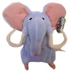 """Amazon.com: Mousephant From the Croods Plush, 8"""": Toys & Games"""