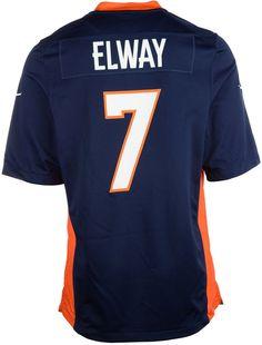 1af743ac52d Nike John Elway Denver Broncos Retired Game Jersey   Reviews - Sports Fan  Shop By Lids - Men - Macy s