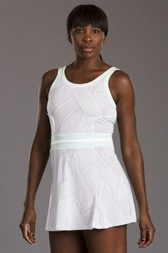 Venus Williams' Strike Miami Dress 2016 #EleVen #MiamiOpen