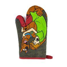 Luva de Cozinha Scooby-Doo e Salsicha