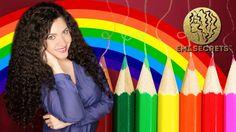 ¡Las emociones que expresan los colores! -- EmiSecrets -- #MímateySéFeliz