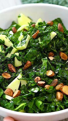 Best Salad Recipes, Vegetable Recipes, Whole Food Recipes, Diet Recipes, Vegetarian Recipes, Cooking Recipes, Healthy Recipes, Salmon Recipes, Broccoli Recipes