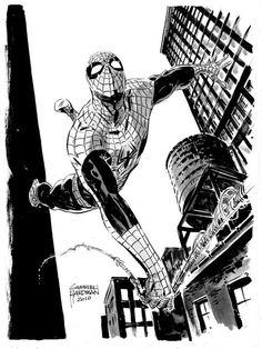 Gabriel Hardman ( Spiderman ) *