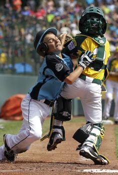 Little League World Series West vs SE