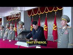 Exclusive Footage of Kim Jong-Un Preparing for War