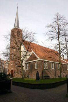 Engelse Kerk, Begijnhof 48