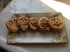 Monday through Friday face pancakes!