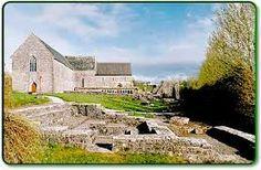 Ballintubber Abbey - County Mayo, Ireland