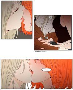 Cho-ul x Ju-ah 💕 Manhwa: A Pets Aesthetic Anime Girlxgirl, Yuri Anime, Profile Wallpaper, Manga Couple, Dragon Age, Cute Woman, Shoujo, Webtoon, Manhwa
