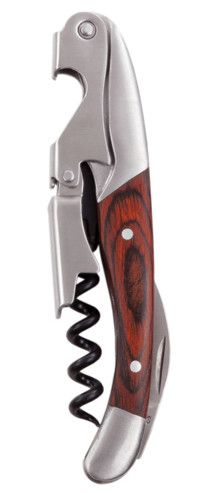 Country Home Double Hinged Corkscrew