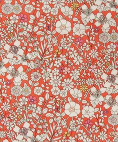 Liberty Art Fabrics Junes Meadow Tana Lawn Cotton | Fabric | Liberty.co.uk