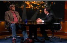WATCH: Stephen Colbert Asks Will Allen To Raze Detroit, Build Urban Farm Over It