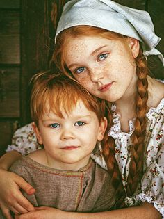 Young redheads :-)