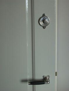 deurbeslag bezet/vrij