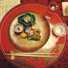 100年前の器 #Japanese#traditional#kaiseki#Kyoto by ericooda