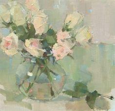 For Me - by Nancy Franke, Oil ~