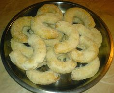 Bagel, Shrimp, Deserts, Tasty, Bread, Recipes, Food, Sweets, Fine Dining
