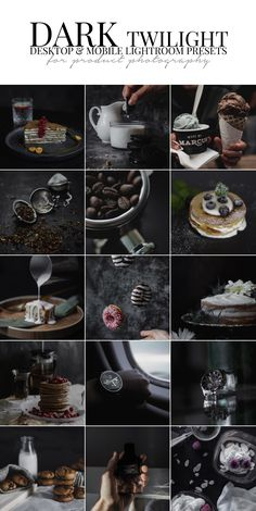 Best Instagram Feeds, Instagram Feed Ideas Posts, Dark Food Photography, Coffee Photography, Food Graphic Design, Food Design, Food Gallery, Coffee Pictures, Instagram Design