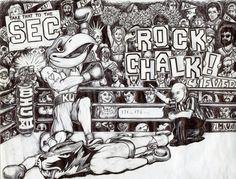 Rock Chalk