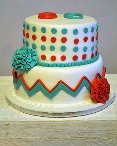 Birthday 30th cake