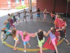 Imagination Yoga Summer Camps