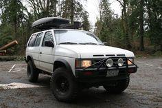iamrolandj 1991 Nissan Pathfinder 7764440252_large