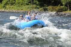 Kittatinny Canoes > whitewater rafting