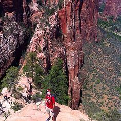 Zion National Park, Utah | The 17 Most Stunning Places In The World To Take A Selfie