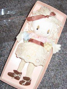 Vintage Betsey Clark Doll