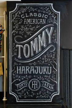 chalkboard art, Dana Tanamachi