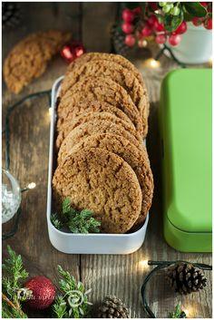 Sugar Crusted Ginger Cookies (1)